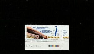 CANADA - SG2158 MNH 2002 HAND GRIPPING ROPE