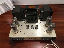 Conrad Johnson MV-75 6550 Tube Power Amplifier - Nice!