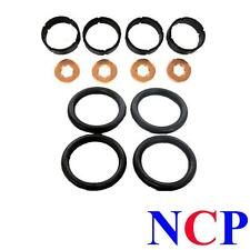 PEUGEOT 107 206 207 307 1007 1.4 HDI INJECTOR SEAL BUSHES & WASHERS X 4