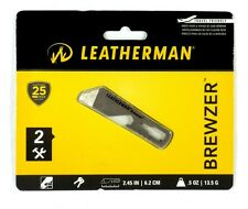831675 LEATHERMAN Brewzer Pocket Multi-Tool,Keychain Bottle/Package/Can Opener