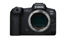 Canon EOS R5 Full-Frame Mirrorless Camera ,  Body Only