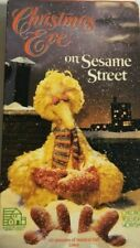 SESAME STREET - CHRISTMAS EVE ON