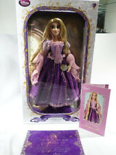 Disney store Limited Edition Tangled Rapunzel Collectible Doll 1/5000