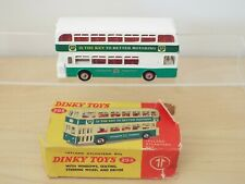 DINKY 293 Diecast Leyland Atlantean Bus, Smooth Roof Version, BP Livery