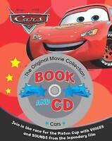 Disney Book and CD: Cars (Pixar) (Disney Book & CD), Disney, Very Good Book