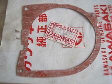 KAWASAKI N.O.S LEFT SIDE CASING GASKET H2 H1 S1 S2 S3 KH250 KH400  14045-022
