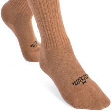 Camel Wool Knee-High Socks Made in Mongolia Camel Wool M (36-38)
