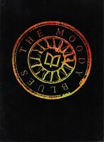 MOODY BLUES 1994 ORCHESTRAL TOURS CONCERT PROGRAM BOOK BOOKLET / VG 2 EX