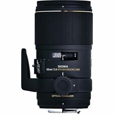 SIGMA 150mm F2.8 EX APO DG OS HSM MACRO LENS FOR NIKON & SANDISK 32GB SD CARD