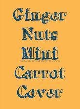 Ginger Nuts - Miniature Willy Warmer - Secret Santa Gift Present Joke
