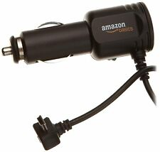 Mini-USB Universal Car Charger Vehicle Power Cable Garmin nuvi GPS AmazonBasics