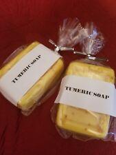 Turmeric Fair Skin Soap Herbal Face Soap Handmade All Natural  Soap