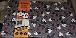 Halloween Disney Mickey And Minnie Mouse Anti Fatigue Kitchen Mat 18x30 RARE