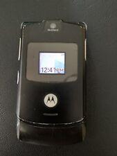 Motorola Razr V3 - Black (At&T)