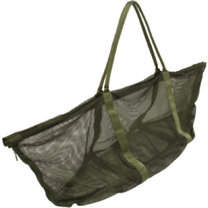 NGT Deluxe Specimen Carp Fishing Weigh Sling And Stink Bag - FREE POST-