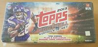 Topps Football NFL 2013 Factory Set 440 Cards 5 Rookie Card Variations