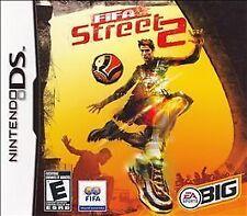 BRAND NEW SEALED DS -- FIFA Street 2 Futbol / Soccer (Nintendo DS, 2006)