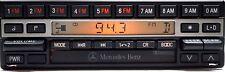 MERCEDES A002 820 86 86 BECKER GRAND PRIX BE 1432 AM FM RADIO CASSETTE HEAD UNIT