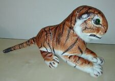 Peluche tigre centro giochi largo 20 cm pupazzo animal tiger plush soft toys