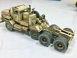 M911 C-HET 8x6 & M747 Heavy Equipment Trailer 1/35 MENG SS013 BIG w/847 Parts