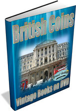 BRITISH COINS ~ Vintage Books on DVD ~ Numismatics, Coin Collecting, Tokens