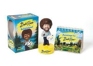 Bob Ross Bobblehead: With Sound! by Bob Ross 9780762490417