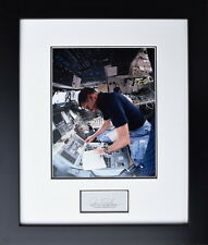 JOE H. ENGLE - ASTRONAUT - Framed Photograph - SIGNED - Space Shuttle - X-15