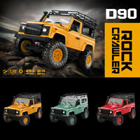 LED Front Light 1/12 4WD RC Car Off-road Military Rock Crawler Monster Truck AU