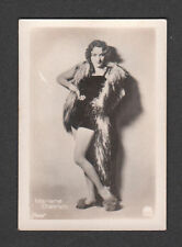 Marlene Dietrich Model Film Star Vintage Cigarette Card #525