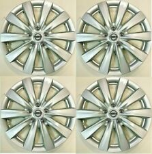 "4 NEW SET 16"" Hubcap Wheel cover Fits 2008-2013 NISSAN ROGUE FREE SHIP"
