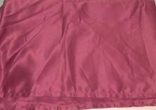 "Martha Stewart Rust King Size Bed Skirt 15"" Drop EC!"