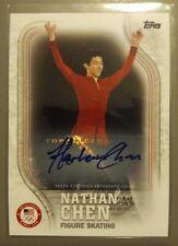 2018 Topps U.S. Olympic Hopefuls - NATHAN CHEN autograph #US-17 (30/60)