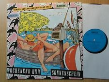 AMIGA-SCHLAGERARCHIV 1947-1952 DDR AMIGA LP: 2.FOLGE/BUHLAN CORNEL-TRIO (851163)