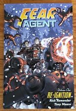 Dark Horse Fear Agent Volume 1: Re-Ignition Trade Paperback Tpb Rick Remender