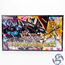 Konami: 84067 - Yu-Gi-Oh! Legendary Hero Decks for the Trading Card Game
