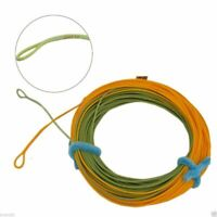 Aventik Fly Fishing Line Weight Forward Floating Double Colored Fly Line