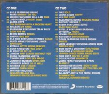 2 CD COMPIL 40 TITRES--ESSENTIAL R&B SUMMER 2010--KEYS/IYAZ/LOPEZ/BROWN/SHAKIRA
