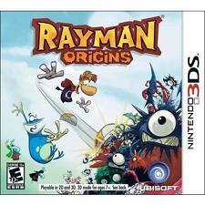 Jeux vidéo pour Nintendo 3DS origin