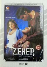 ZEHER - BOLLYWOOD ORIGINAL DVD - FREE POST