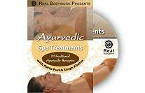 MASSAGE THERAPY SUPPLIES AYURVEDIC SPA TREATMENTS DVD