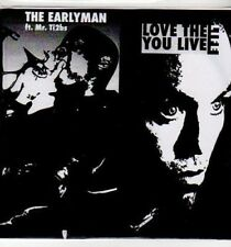 (AW362) The Earlyman, Love The Life You Live - DJ CD