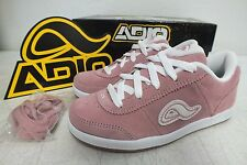 Adio Quality Footwear The Classic Pink Suede Womens Skateboarding Shoes 6/36 NEW