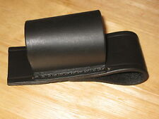 Boston Leather Black Holster Belt Loop D Cell Maglite Mag-lite Maglight 5550-1