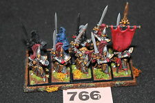 Juegos taller Warhammer Fantasy elfos alto swordmasters de Hoeth x10 regimiento