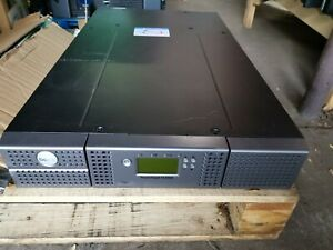 Dell PowerVault TL2000 with LTO4 SAS