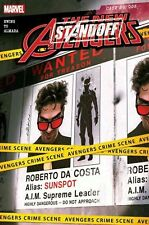 NEW AVENGERS #8 (2015) VF/NM MARVEL STAND OFF -SCARCE