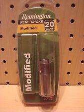 Remington 20 Ga Modified Choke Tube 19158 NEW