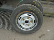 FORD TRANSIT FWD WHEEL AND TYRE 195/70R15C - FITS 2000-14 - GOOD FOR A SPARE