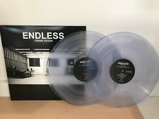 FRANK OCEAN- ENDLESS - BRAND NEW Limited Edition Colored VINYL 2LP SET