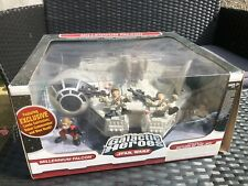 Galactic Heroes Star Wars Millennium Falcon boxed Toy With Figures Exclusive